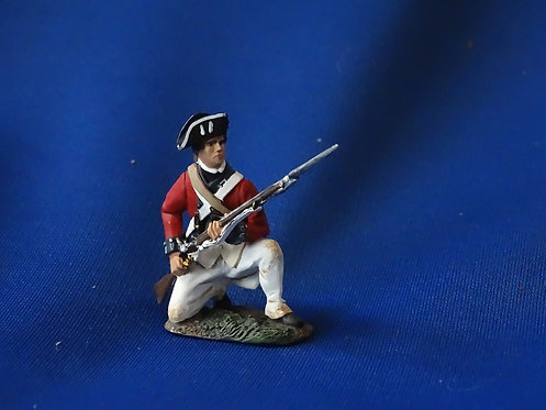 CORD-RA0110 - British Trooper Kneeling at the Ready - AWI - Britians - 5