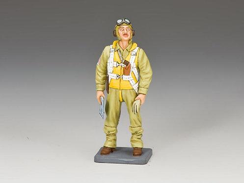 USN014 - Lieutenant Commander J.T. Blackburn, WW2 U.S. Navy