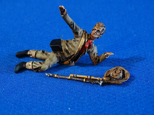 CORD-C081 - Confederate Casualty - ACW - Unknown Manufacturer - 54mm Met