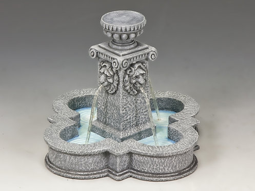 SP080 - Four Lions Town Fountain (Greystone)