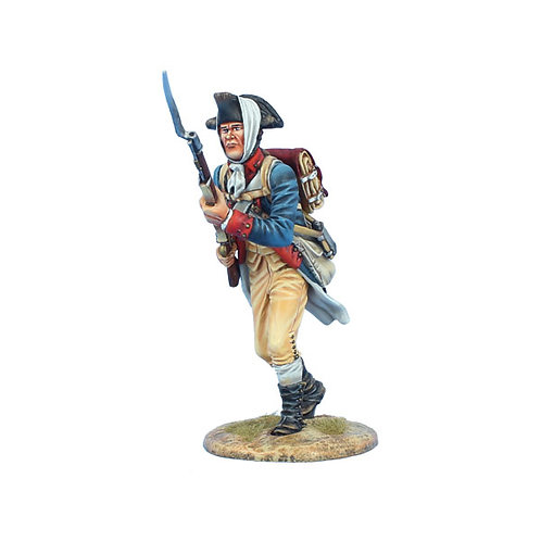 AWI116 - US 8th Continental Regt Private #5