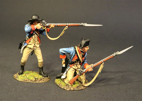 SNH-06 - 2 Line Infantry, the 2nd New Hampshire Regiment