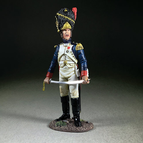 36189 - French Imperial Guard Company Officer No. 2