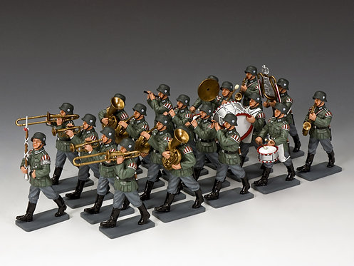 WH032 - The 20-piece Classic Wehrmacht Band