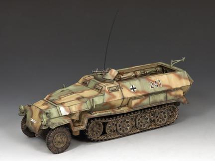 WS218 - Sd.Kfz 251 Half Track