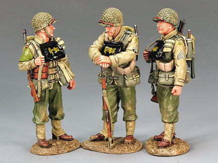 DD126 - US Army Rangers, D Day Minus One
