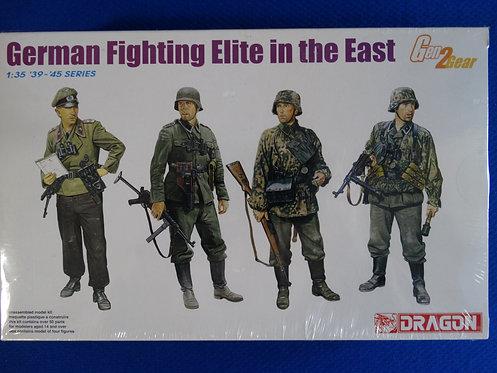 COJG-209 - German Fighting Elite in the East - German WWII - Dragon 1/35