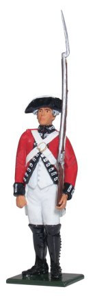 43135 - Private - 64th Foot Battalion Company - 1775-1780