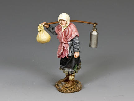 FOB142 - Old Peasant Woman