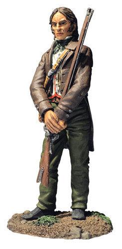 10063 - David Crockett at The Alamo, 1836