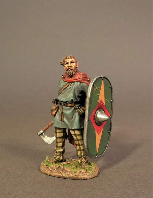 AG-01A - Cherusci Warrior , Germanic Warriors