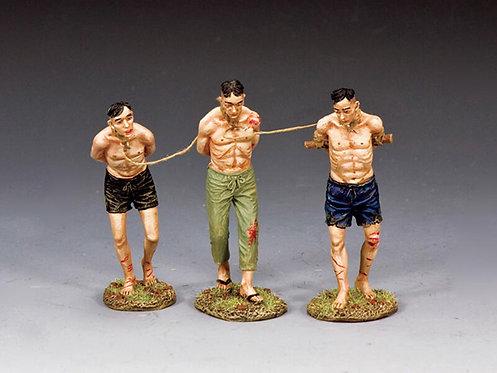 VN115 - Three Captured Viet Cong