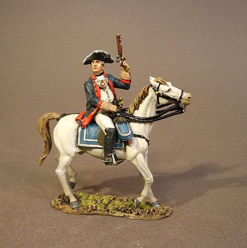 SGEN-04 - Lt. Col. Heinrich Von Breymann