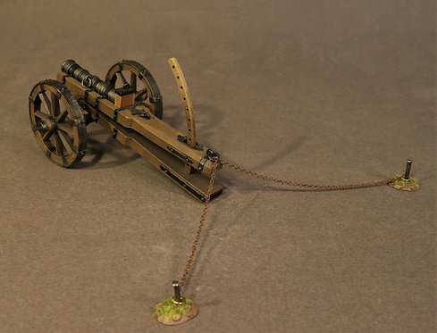 WORGUN-02 - Breach Loading Field Cannon, The Battle of Bosworth Field 14