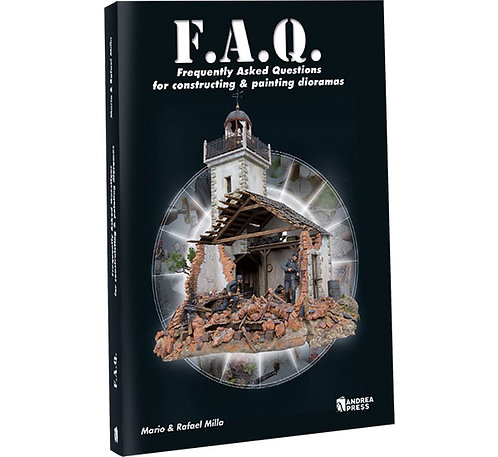 AP-057I - FAQ: For Constructing and Painting Dioramas
