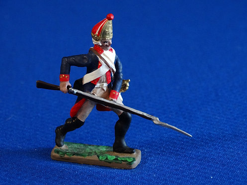 CORD-RA0245 - Prussian/Hessian Grenadier Lunging - AWI - Imrie Risley - 54mm