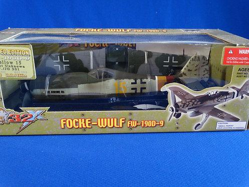 COJG-162 - German Focke-Wulf FW-190D-9  - WWII - Ultimate Soldier - 1/32 Scale