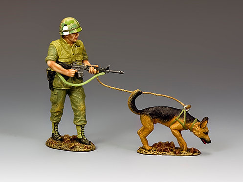 VN050 - Vietnam War Dog