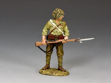 JN035 - Standing with Rifle & Bayonet