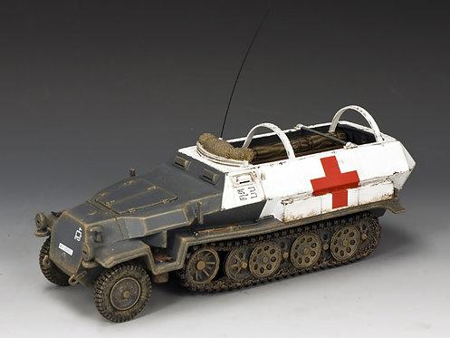 WH005 - Sd. Kfz. 251 Armoured Ambulance