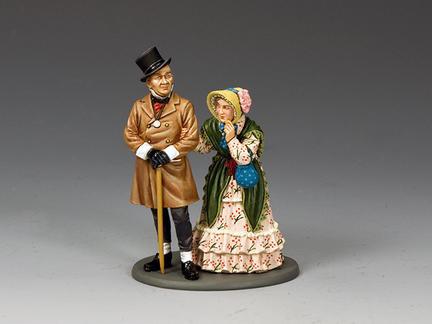 WoD050 - Mr & Mrs. Micawber
