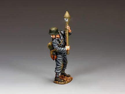 WH076 - Standing Ready with Panzerfaust