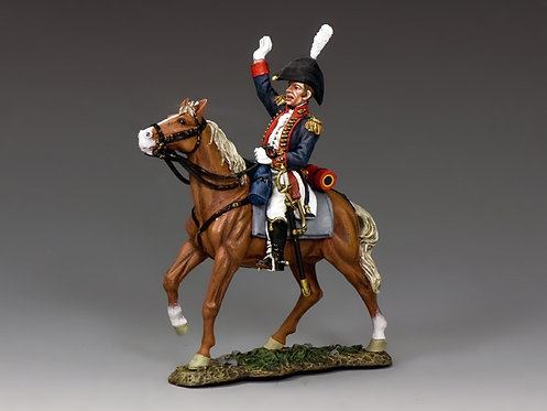 NA339 - British Royal Mounted. Artillery Officer
