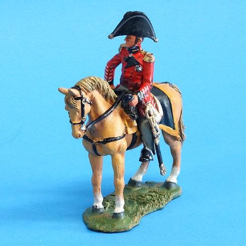 CORD-N1000 - John Moore - British Napoleonics - Del Prado - 60mm Metal - No Box
