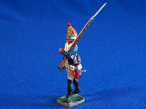 CORD-RA0228 - Prussian/Hessian Grenadier Marching - AWI - Imrie Risley -