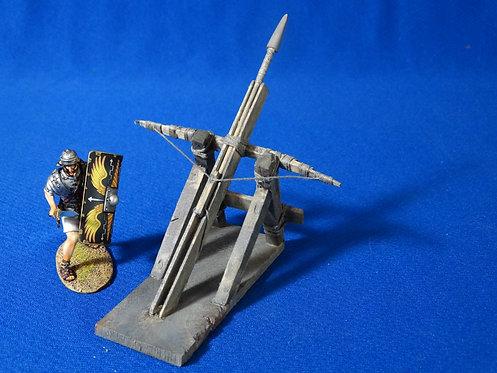 VD-008 - Roman Scorpion (Small) Wood Construction - 60mm Scale - Volk De
