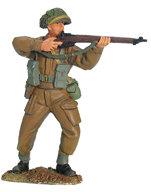 17906 - British Infantry Standing Firing