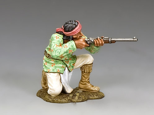 "TRW095 - ""Kneeling Firing"", The Apaches"