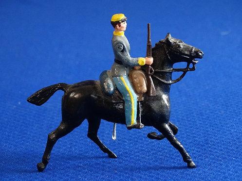 BR-012 - Union Cavalry Trooper - ACW - Britains  - 54mm Metal - No Box