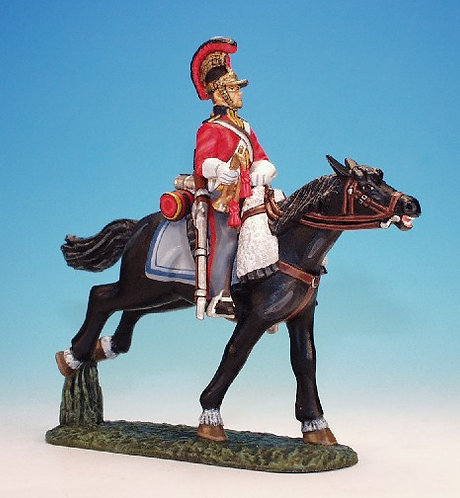 1FG.5. - Trumpeter Carrying Trumpet, 1st Life Guards