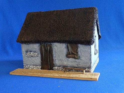 VD-047 - Medium House - 60mm Scale - Foam Construction
