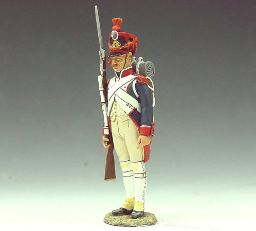 NA034 - 3rd Line Infantry Grenadier at Attention