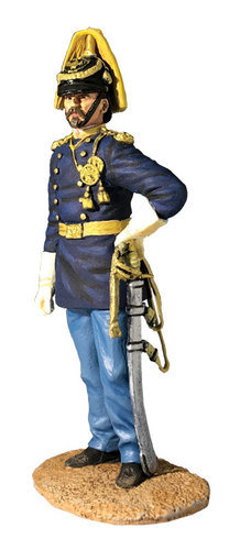 32003 - Captain Myles Keogh 7th Cavalry, 1876