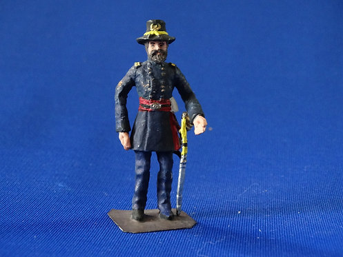 CORD-2016 - Union Infantry General Grant - ACW - Hinton Hunt - 54mm Metal