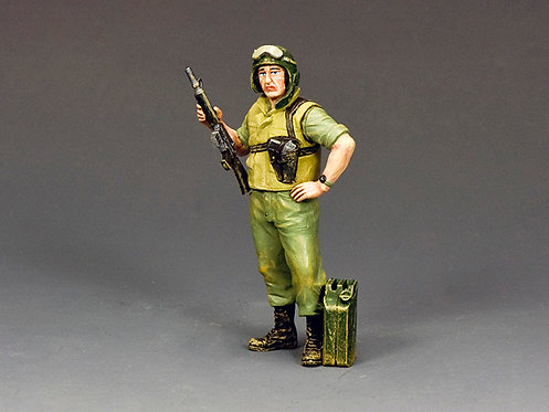 VN074 - Standing Armoured Crew NCO