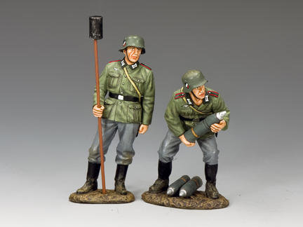 WH064 - Gun Crew #1