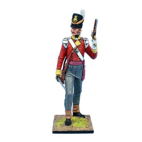 MB075 - British 30th Regt of Foot Grenadier Officer