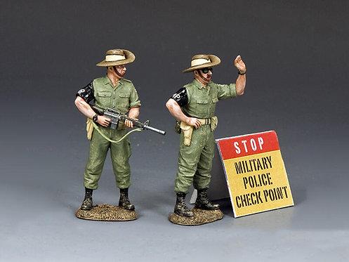 VN092 - Australian Military Police