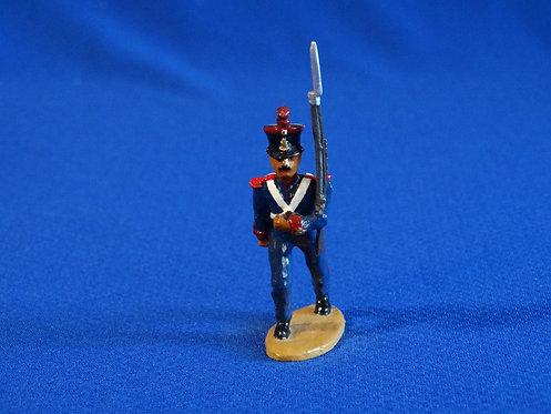 CORD-AL243 - Mexican Fusilero Marching - Alamo - Unknown Manufacturer