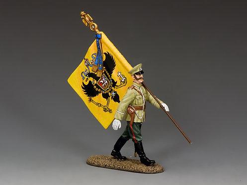 FW208 - WWI Imperial Russian Flagbearer