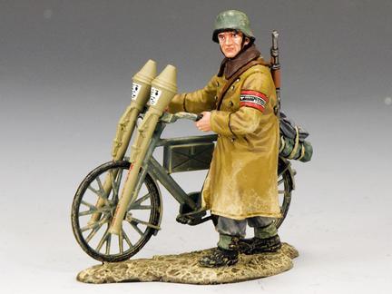 WS191 - Volksturm Walking with Bicycle