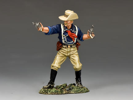 TRW020 - Lt. Col. George Armstrong Custer