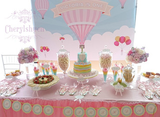 Party Planning - Come Fly with Us