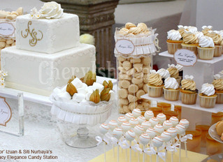 Candy Station - Lacy Elegance