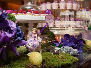 Designer Dessert Table - Enchanted Garden