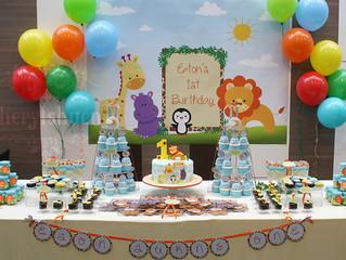 Candy Station - The Safari Babies